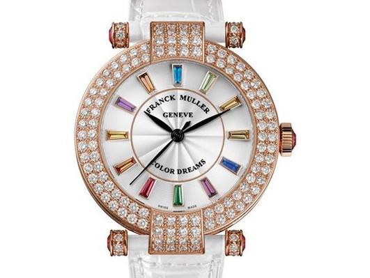 法穆兰手表欣赏