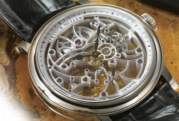 法穆兰手表保养