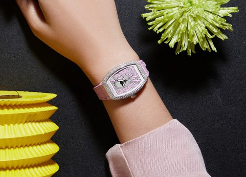 法穆兰手表保养的注意事项