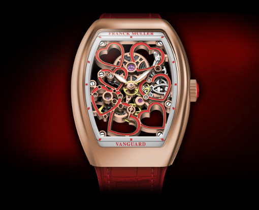 法穆兰手表表带的保养方法