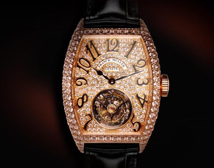 法穆兰手表保养费用