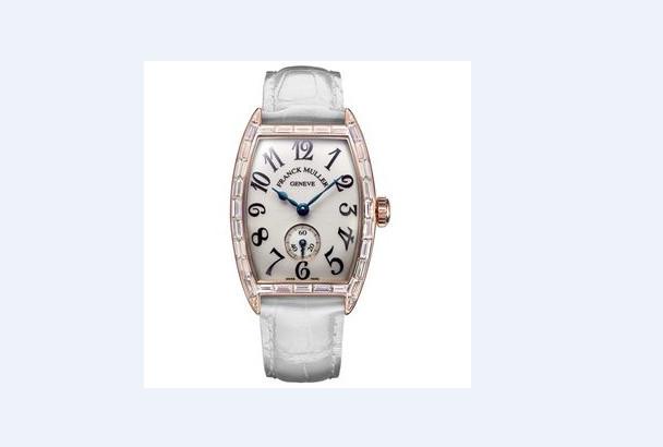 法穆兰手表截手表表带的方法
