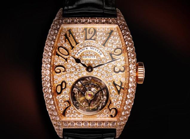法穆兰手表保养中常见问题