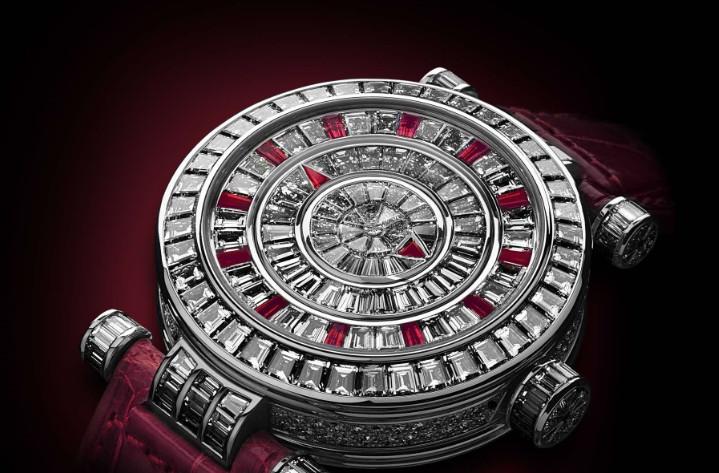 法穆兰手表日常保养