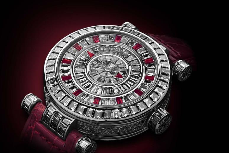 法穆兰手表维修中心维修手表