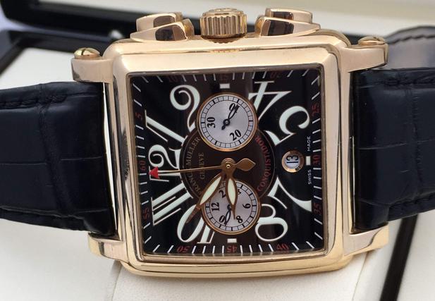 法穆兰手表手表维修服务中心为大家展示手表