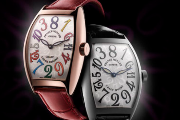 法穆兰腕表常见的几款表带