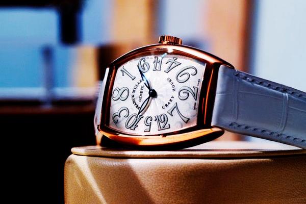 北京法穆兰售后中心为大家展示几款常见的法穆兰腕表