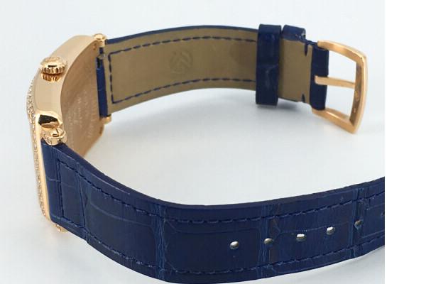 法穆兰腕表表带展示
