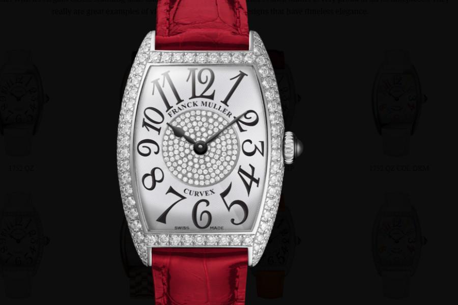 更换法穆兰腕表的机芯多少钱